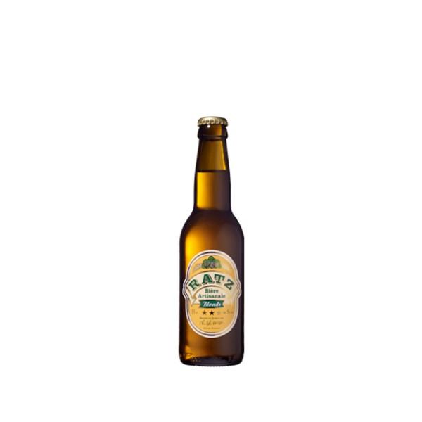 Bière Ratz Blonde