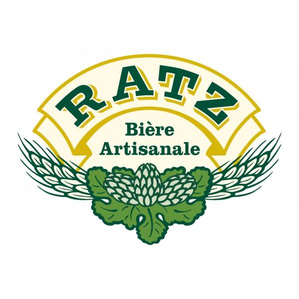 Bière Ratz Brune
